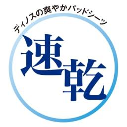 速乾・消臭アクアジョブ(R)パッドシーツ レギュラータイプ 【ファミリーサイズ:約幅200・220・240・280cm】