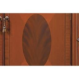 ベネチア調象がんシリーズ キュリオケース ハイ 精緻な装飾技とアンティークなデザイン。繊細な手仕事で一点一点を丁寧に仕上げていく象がん細工。