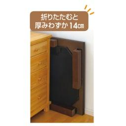 【正方形】80×80cm 4段階高さ調整平面パネルヒーター付きこたつ 折れ脚なので、折りたたむと厚み14センチなので、場所を取らずに収納可能。