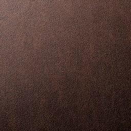 省スペースリビングダイニング お得なソファセット 右カウチ(右カウチ(座って右肘)+収納庫付きベンチソファ) 落ち着いた重厚感のある(ア)ダークブラウン。