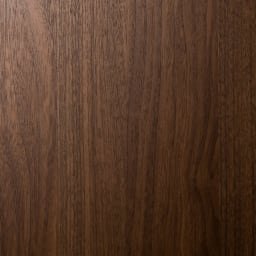 システム壁面ワードローブ ハンガー2段・幅80cm (ウ)ブラウン