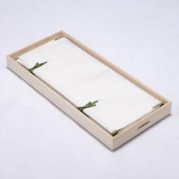 【ローチェスト】総桐衣装ケース 幅91cmタイプ 2段(浅1深1) たとう紙に包んだ着物の収納にぴったりです。