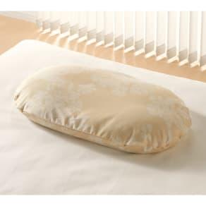 枕(綿100%生地の新ダニゼロック カバー付き) 写真