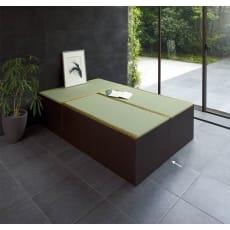 ユニット畳シリーズ お得なセット 3畳セット 幅120奥行180cm 高さ45cm