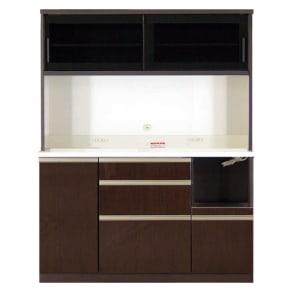 高機能 モダンシックキッチン キッチンボード 幅140奥行45高さ178cm 写真