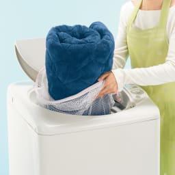 【ディノス限定販売】ヒートループ(R) プレミアム ケット 洗濯機で洗えて清潔!
