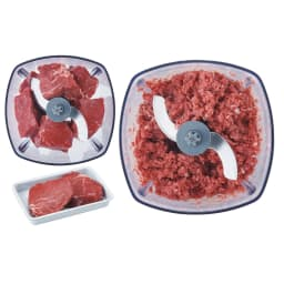 recolte  レコルト カプセルカッターボンヌ かき氷もできます! 【刻む】牛肉:1ブロック(約200g)(ミンチ)