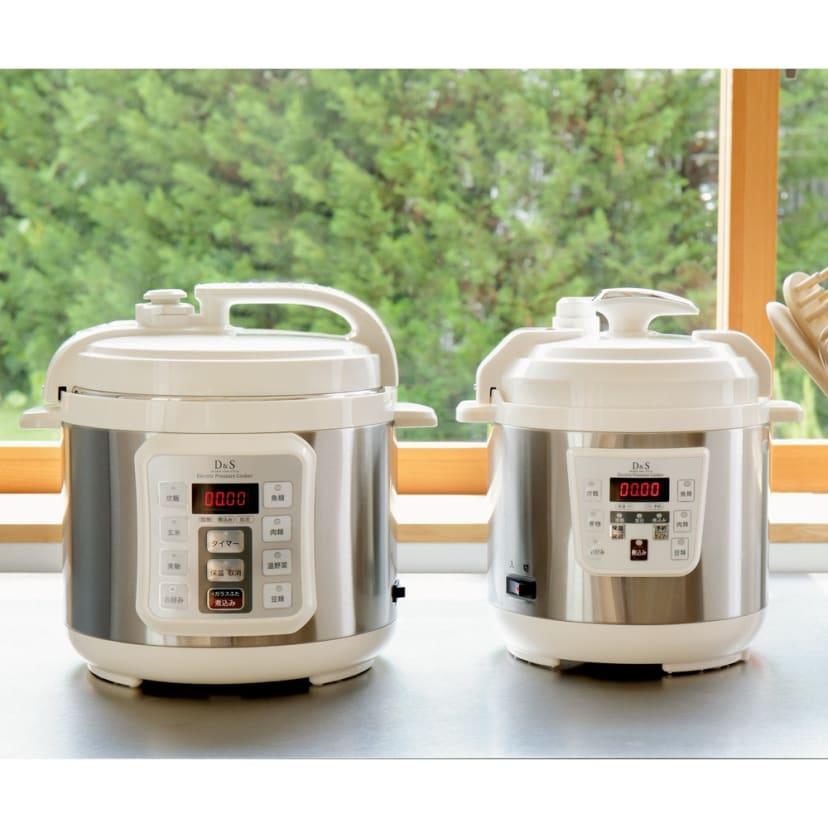 電気 圧力 鍋 電気圧力鍋おすすめ10機を比較!購入前にチェックしたいことを比較表...