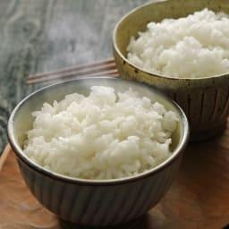 マイコン式電気圧力なべ 容量4.0L 加圧5分 炊飯(2合炊飯時)圧力をかけて炊くのでもっちりふっくら。玄米ももっちもちに炊き上げます。