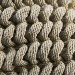 スペイン製フィットカバー[ビスタ] ソファカバーアームなし [素材アップ](サ)ライトグレー