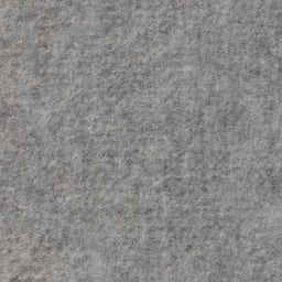 吸湿発熱素材ルネスCU使用ラグ(円形) 裏面は床面を傷つけにくい不織布張り