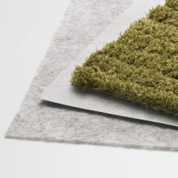 プラスヒートラグ 基布にアルミシートをプラスすることで保温性をアップ。
