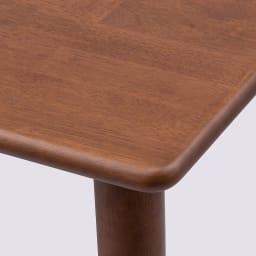 布団のいらないこたつダイニング こたつテーブル・幅140cm (イ)ダークブラウン