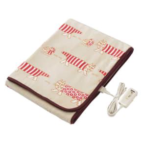 LISA LARSON/リサ・ラーソン電気毛布シリーズ 電気敷き毛布 写真