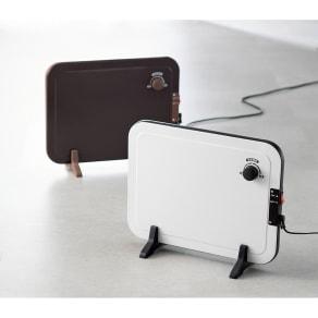パネルヒーター温度調節機能付き 写真
