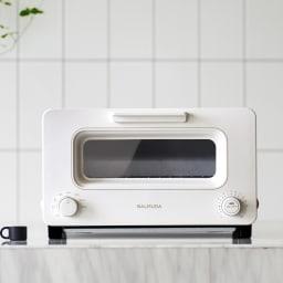 【送料無料】BALMUDA The Toaster(K05A) バルミューダ ザ・トースター (イ)ホワイト