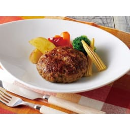 魚焼きグリルでもう1品!ビタクラフト グリルイングリル 調理例:ハンバーグ