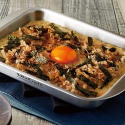 魚焼きグリルでもう1品!ビタクラフト グリルイングリル 調理例:長芋とたこのふんわり焼き