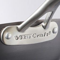 vitacraft/ビタクラフト スーパー鉄 炒め鍋径24cm 品質はビタクラフトの保証付きです。