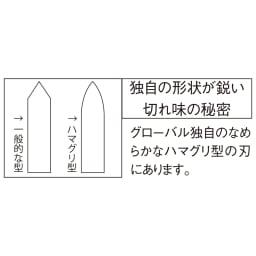 グローバル包丁シリーズ 2点セット(三徳包丁+小型包丁)シャープナー付き