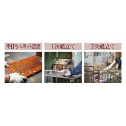 シンクに渡せる水切りカゴ スリムロング 1段 ステンレス製 金属加工の町〈新潟・燕市〉世界トップクラスの金属加工技術。曲げ・溶接・仕上げ。高度な技術から生まれる逸品。