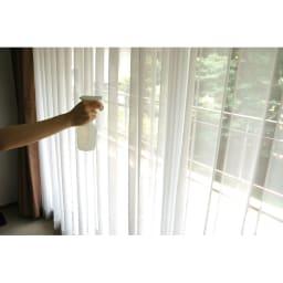お風呂掃除専用クリーナー アミロン カビクリーン カーテンにも吹きかけて!※スプレーガンは旧商品のものです。