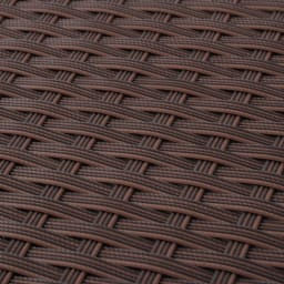 組立不要ラタン調ベンチ収納 幅90cm 植物と相性のよい、シックなラタン調のデザインです。