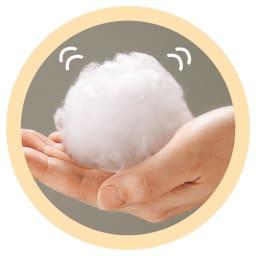 カラフルパシーマ pasima (R) ベビー汗とりわんわん枕 洗えば洗うほどふっくらボリュームがUPします。しかもぐんぐん汗を吸うのでいつでもサラサラです♪