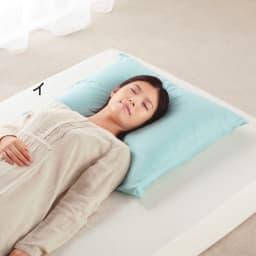 大判 (フォスフレイクス 安眠枕 お得な2個セット(枕のみ))