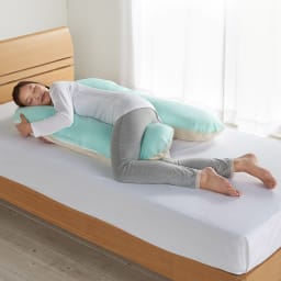 フォスフレイクス枕 コンフォートU 専用カバー付き
