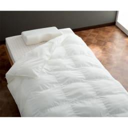 Afitお得なセットお得な掛けマットレス枕セットシングル(マットレス) 掛け布団+マットレス+枕セット