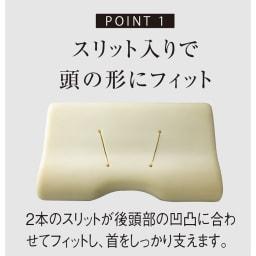 Afit高反発枕 中素材(高反発ウレタン)