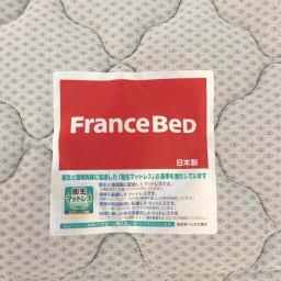 France Bed/フランスベッド ゼルトスプリングマットレス