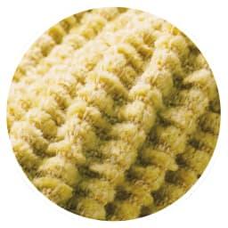 スペイン製〈ノエミ〉 ソファカバー アームなしソファタイプ コーデュロイ風の凹凸のある生地。