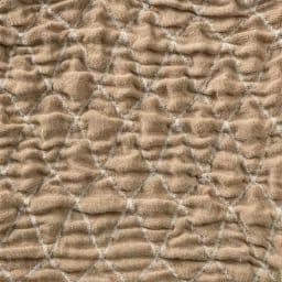 スペイン製クッションカバー〈タムル〉約45×45cm用 (ウ)ベージュ