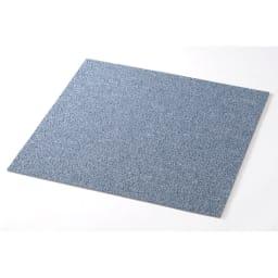 防炎・防音タイルカーペット(約50cm角) (エ)ブルー