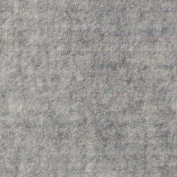〈ロンボス〉洗える防ダニラグ (カーペット)円形・オーバル 裏面は不織布張りで滑りにくい加工が施されています。