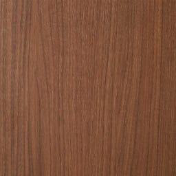 美しく飾れる 壁面収納システム 扉収納庫タイプ 幅80cm (イ)ウォルナット柄