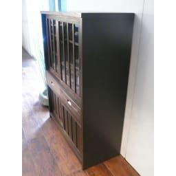日本製 桐天然木水屋シリーズ サイドボード・幅120cm