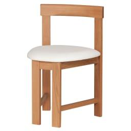 省スペースラウンドダイニングシリーズ お得な5点セット(テーブル+チェア2脚組×2) (チェア)  ※チェアサイズ:幅 42cm奥行41cm高さ66.5cm ※座面幅:41.5cm