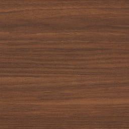 サイズが選べる家電収納キッチンカウンター ロータイプ 幅90cm (ウ)ダークブラウン 高級感のあるダークブラウンは落ち着きがあり上品な佇まい。