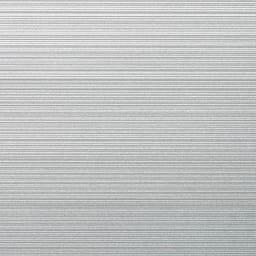 サイズが選べる家電収納キッチンカウンター ハイタイプ 幅60cm (エ)ストライプシルバー(ヘアライン調) ヘアライン調のシルバー色プリントシート
