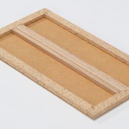 大容量なのに探しやすい!ドアポケット付きキッチンストッカー 幅45cm 棚板はLVL仕様で頑丈です。