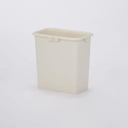分別できるペール付きすき間ダスト収納 ハイタイプ高さ150cm・2分別 幅22cm ペールは取り外して水洗いできます。