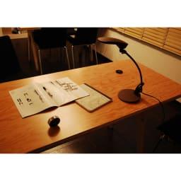 PETIT EXARM NOEL(プチエグザームノエル) LED デスクライト イメージカット