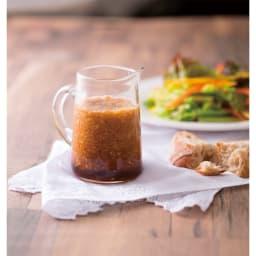 ステンレスボトルのフードプロセッサー レシピ例:野菜ドレッシング
