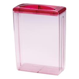 繰り返し使える乾燥剤付き ドライストッカー 2個組 (イ)ピンク(WEB限定)
