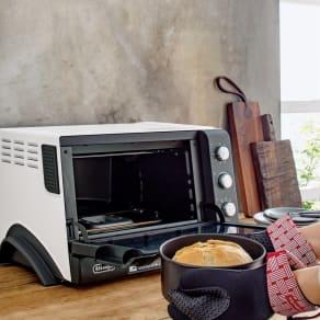 DeLonghi パングルメ ベーカリー&コンベクションオーブン 写真