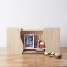 想ひ箱 日本製ミニ仏壇 ナチュラル