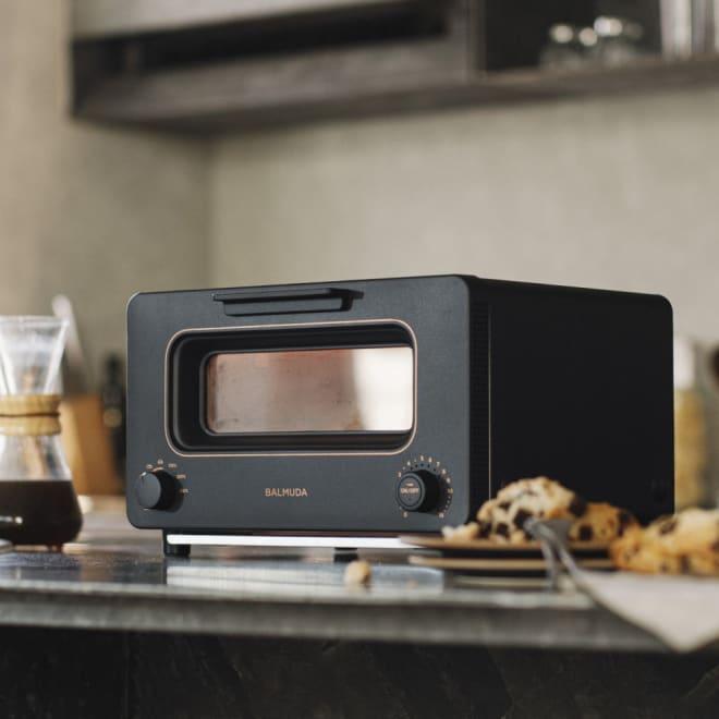 【送料無料】BALMUDA The Toaster(K05A) バルミューダ ザ・トースター (ア)ブラック